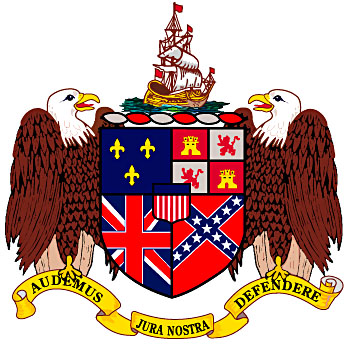 Alabama Coat-Of-Arms