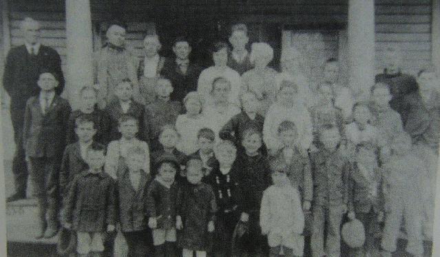 Old Delaplaine School