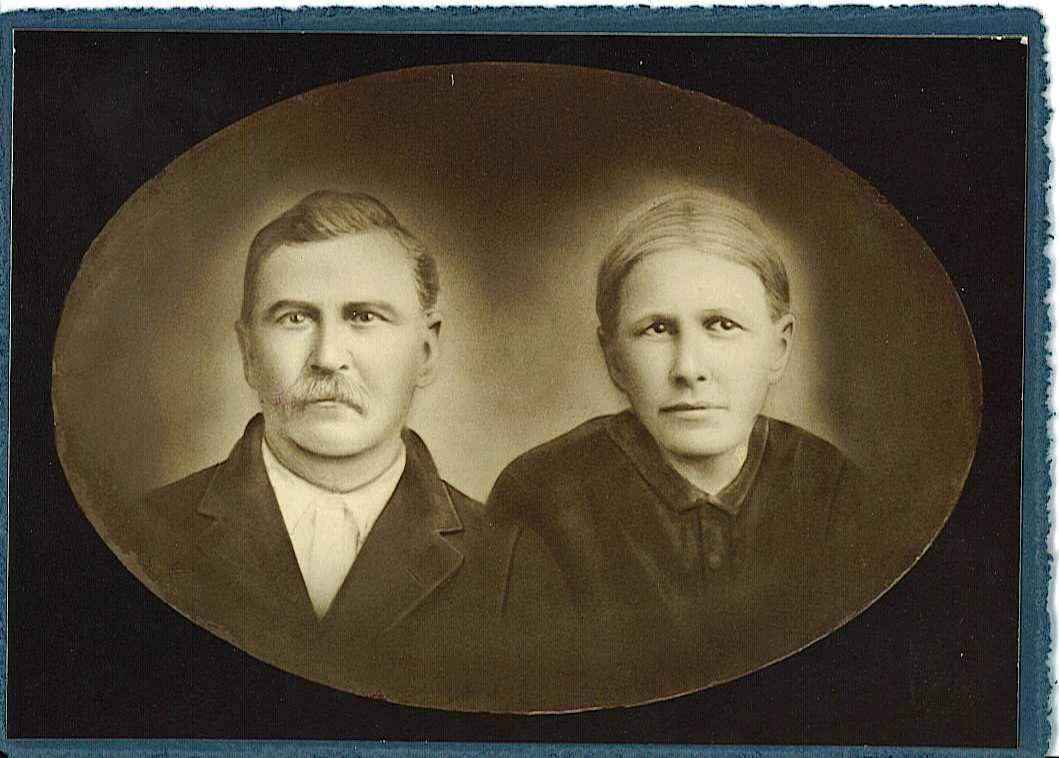 John Light Townsend & Indiana Nancy Florence Sikes