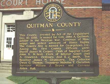 quitman county Quitman county health department recognizing the ever changing complexity of the health care community, quitman county health department and west central health district exist as resources.