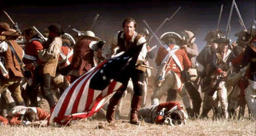 the patriot movie compared to american revolution The 2000 movie the patriot exaggerated the swamp fox legend for a whole new generation although francis marion led surprise attacks against the british, and was.