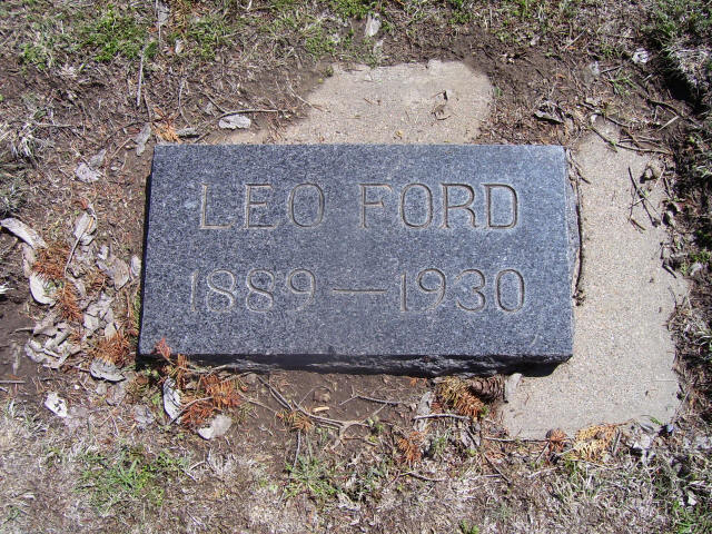 Maple Grove Cemetery Dodge City