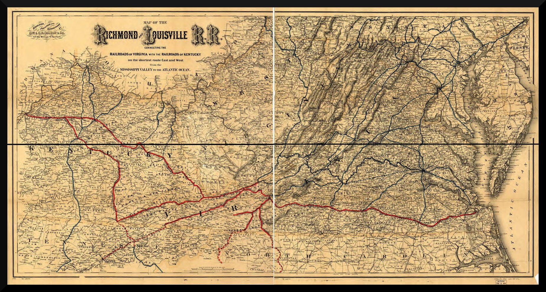 Henry County Kentucky Maps