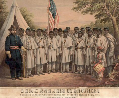 U S Colored Troops
