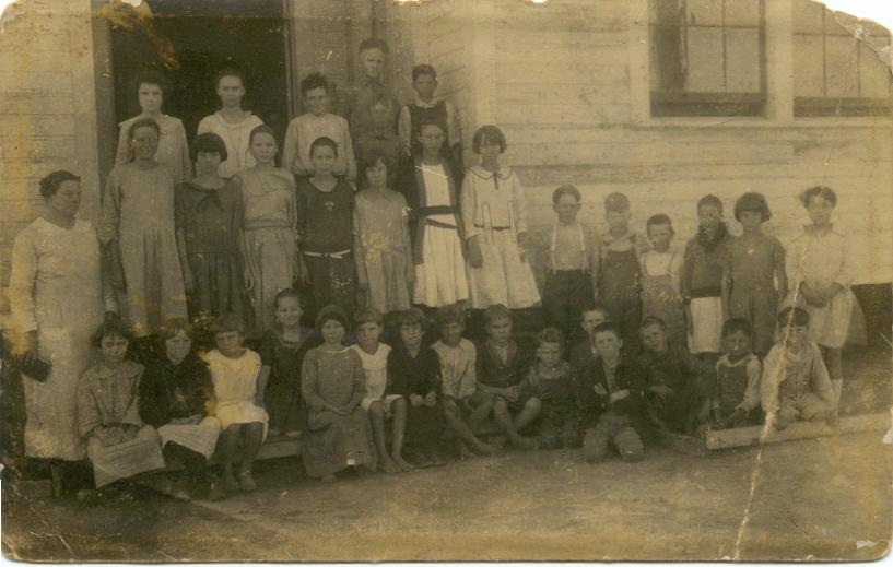 old schools of greene county