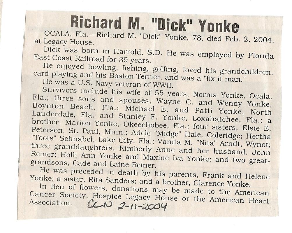 Obituary for Alvin C Bush -