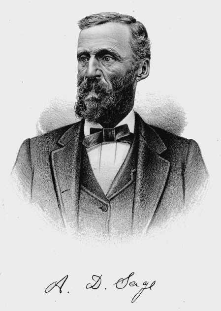 Ed Prather Art: Biographical Album Of Gage County Nebraska