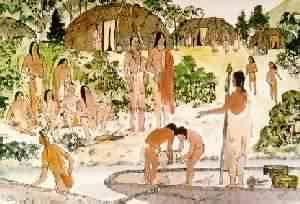 Lenni-Lenape Indians