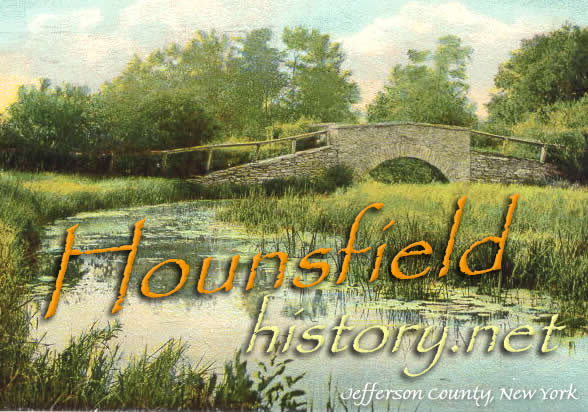 of the Town of Hounsfield,hounsfield town