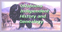 Oklahoma Independent History and Genealogy