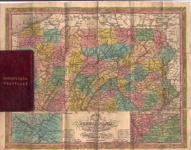 Desjardins financial history map xe
