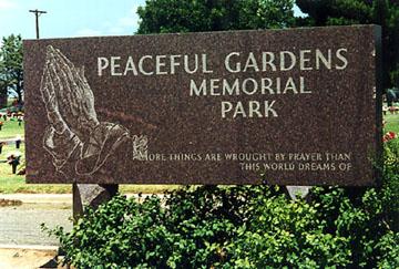Peaceful Gardens - Lubbock, Texas - Cemetery   Facebook