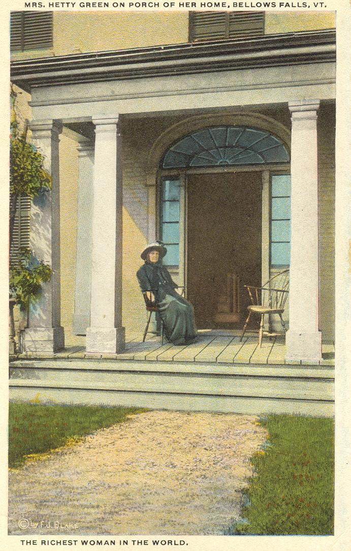 Postcards Rockingham