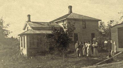 Mahn, Hannah (1867 - 1936), Clark County, Wisconsin History & Genealogy