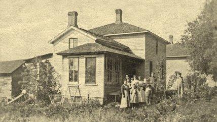 Mahn, Hannah (1867 - 1936), Clark County, Wisconsin History