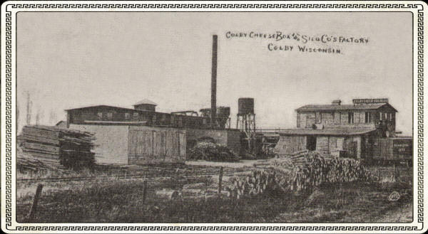 Colby Clark County Heart Of Wisconsin 1915 History By