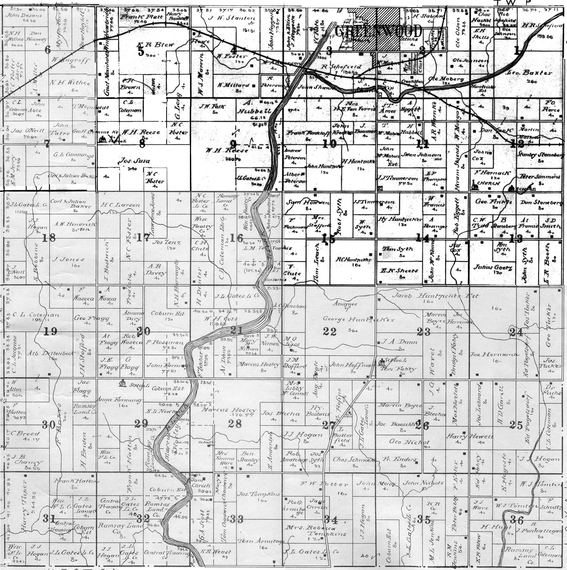 Warren County Property Maps